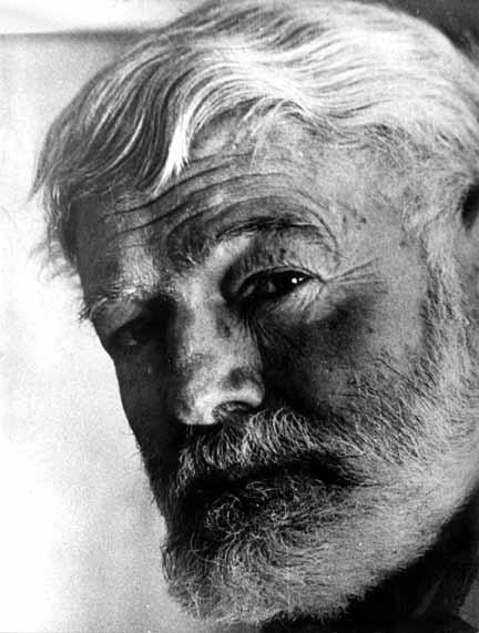 Ernest Hemingway thewritepractice.com