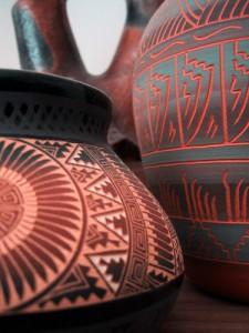 Southwestern Pottery by John Hritz