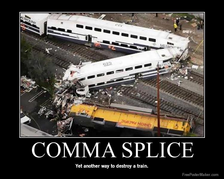 The Comma Splice