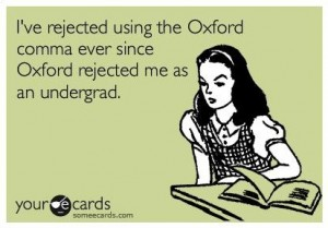 The Oxford Comma Is Pretentious thewritepractice.com
