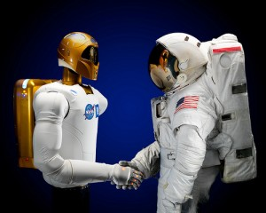 How to Introduce by Nasa Robonaut