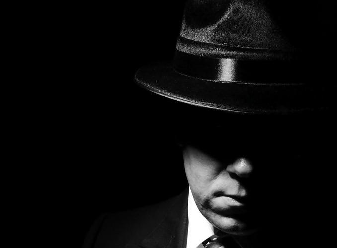 Film Noir by Harry Pehkonen