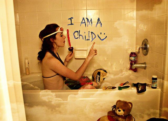 I Am A Child by Tayrawr Fortune