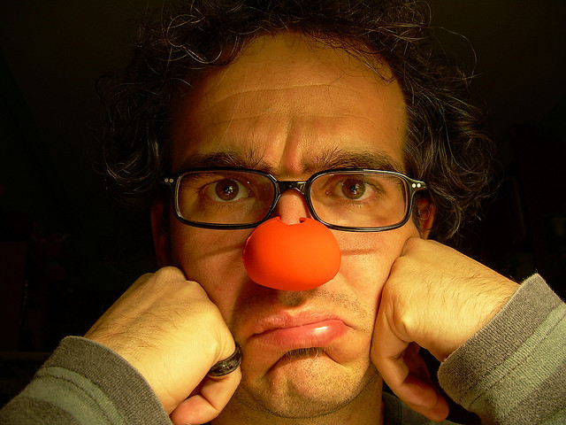 The Fool The Clown Archetype