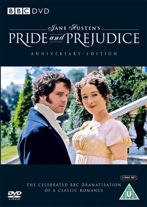 Pride and Prejudice Elizabeth Bennett and Mr. Darcy