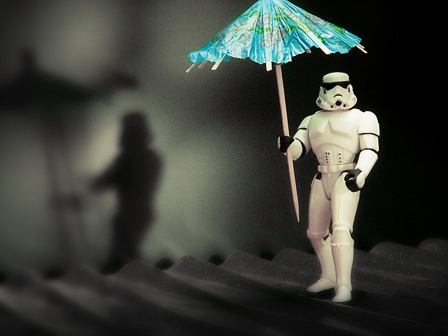 Storm Trooper Stormy Weather