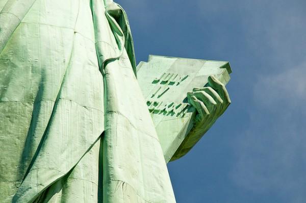 Statue of Liberty Declaration