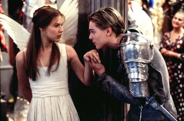 love at first sight. romeo and juliet