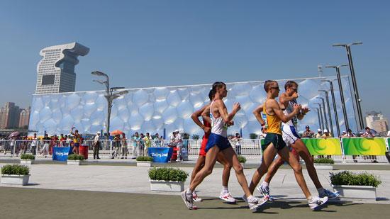 olympic speedwalk