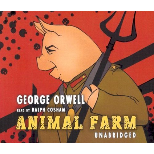 the allegory of totalitarianism in animal farm by george orwell Literature, totalitarianism - totalitarianism in animal farm title length color rating : animal farm by george orwell: a satirical allegory of soviet totalitarianism.