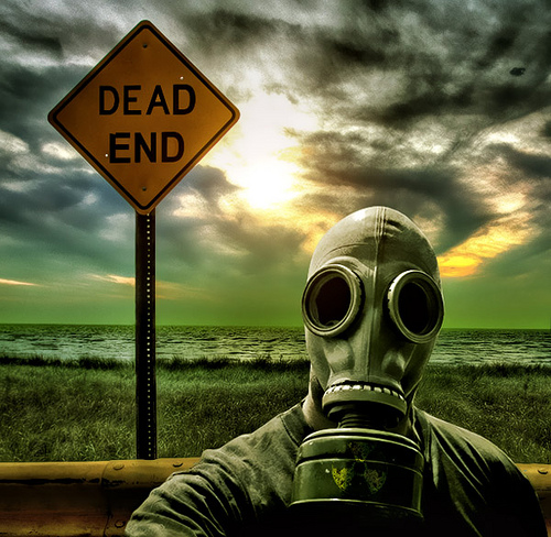 Dead Sea Zone by Mark Rain