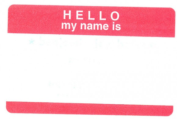 How to write hi my name is in chinese
