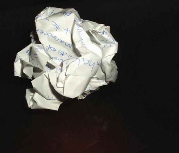 Writer block homework