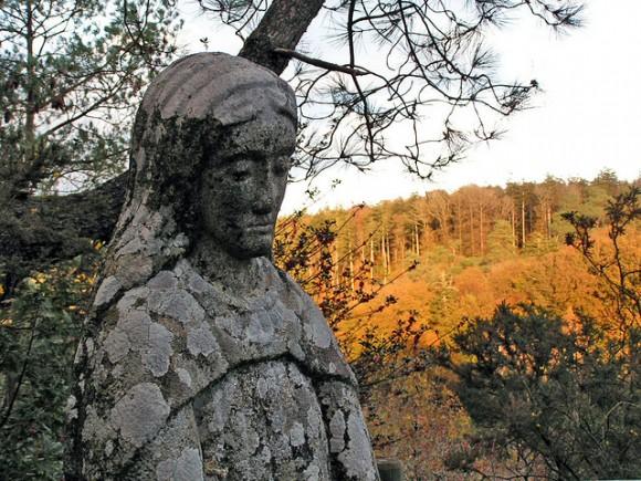 Statue Chemin De Croix Calac