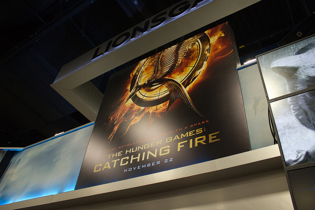 Hunger Games Book to Movie Adaptation