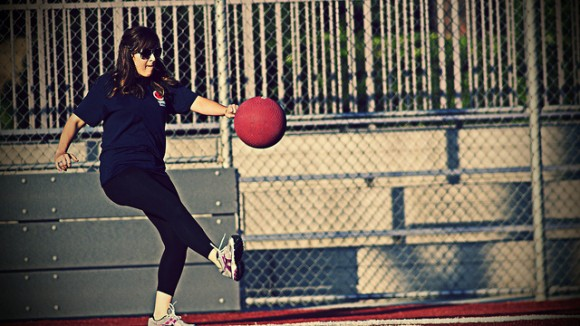 Intramural Kickball