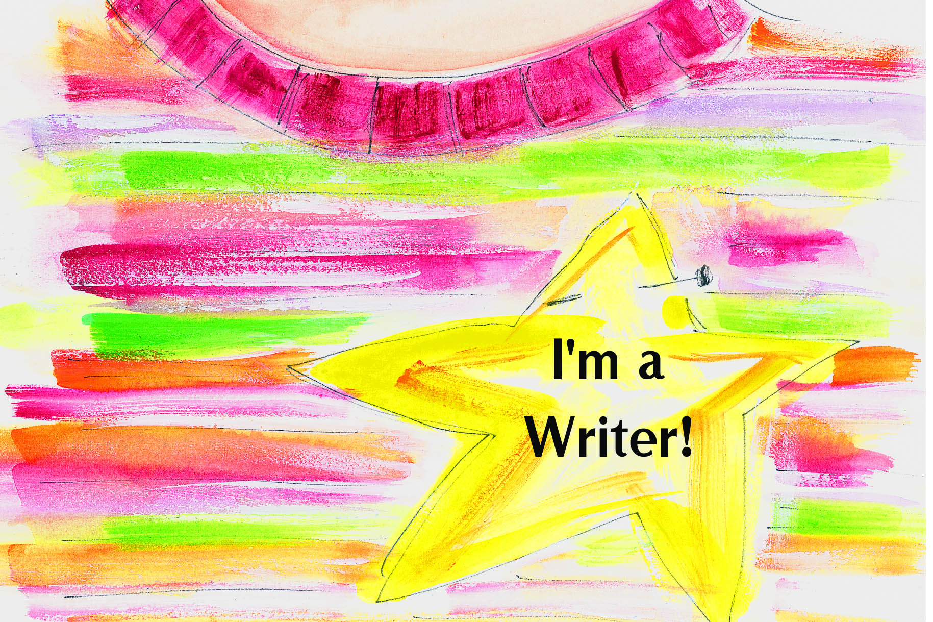 Introduce Yourself AS A WRITER