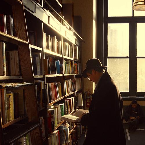 Browsing Bookstore