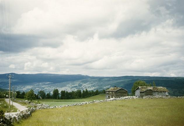 Gauldalen Valley, Sør-Trøndelag, Norway