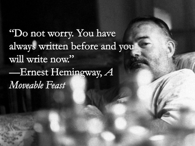 how many books did ernest hemingway write Ernest hemingway on writing has so enthralled with ernest hemingway's writing that this book hemingway expressly stated that he did not want.