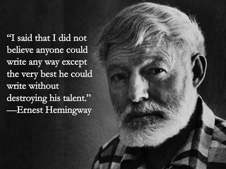 life and writings of ernest hemingway Pdf | on dec 20, 2016, john metts and others published ernest hemingway, a  comprehensive psychological case study: his life, works, illness, and suicide.