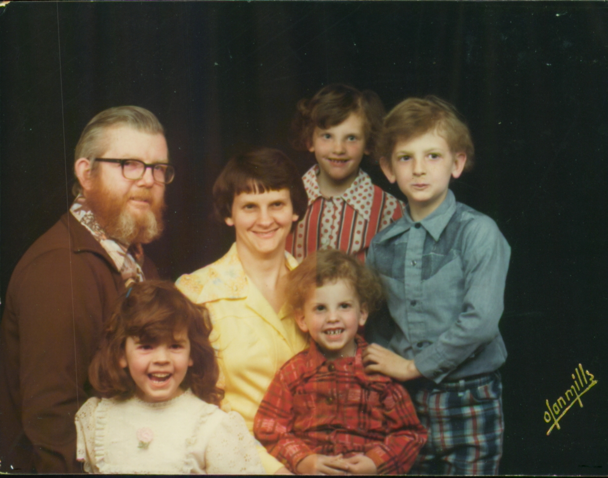 Family Photo Writing Prompt