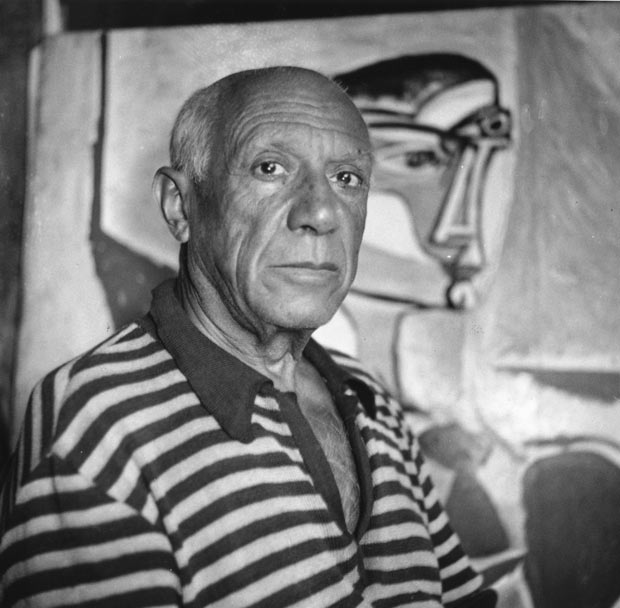 need an essay on picassos woman with stiletto Pablo picassos girl before a mirror captivated by this woman, picasso started a period of a plentiful series of works do not know exactly what you need.