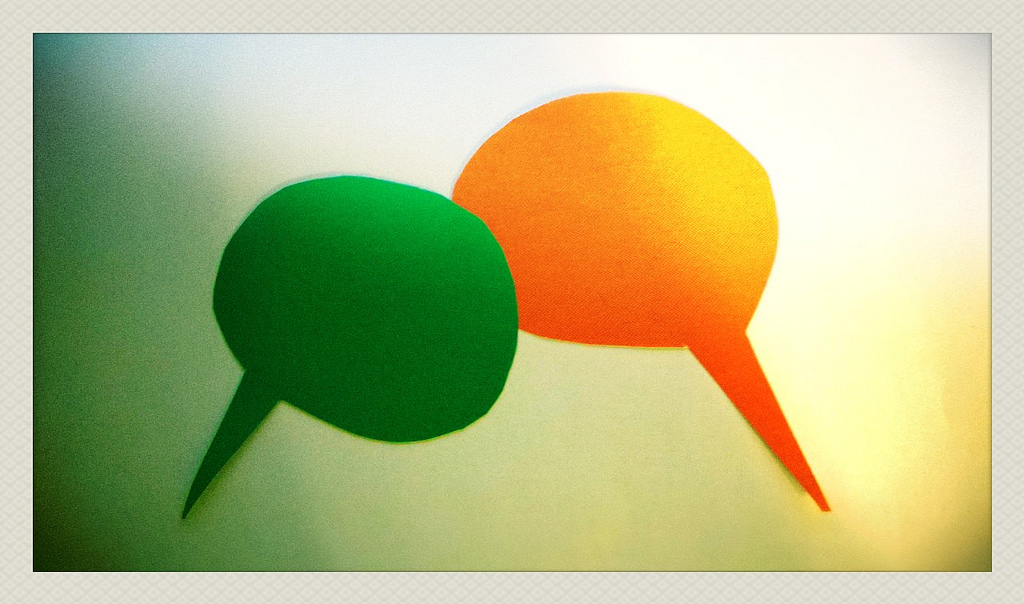 Five Simple Words to Start a Conversation Today
