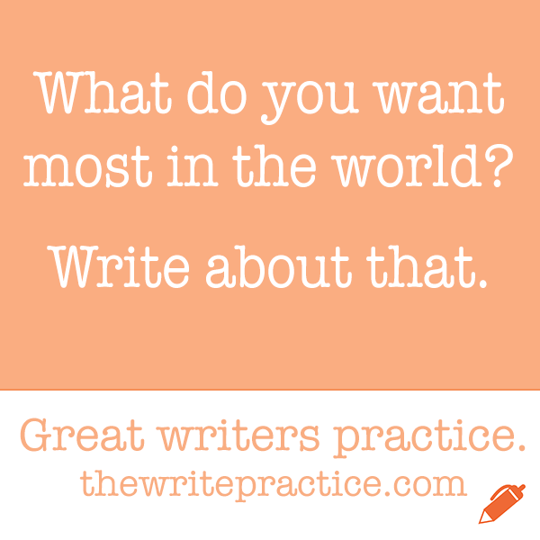 one writing prompt that works every time