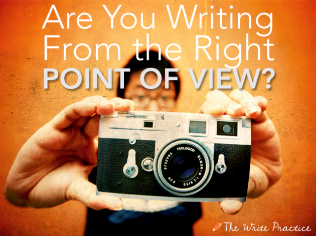 writing point of view The third-person point of view is a form of storytelling in which a narrator relates all learn about using first-person point of view in fiction writing.