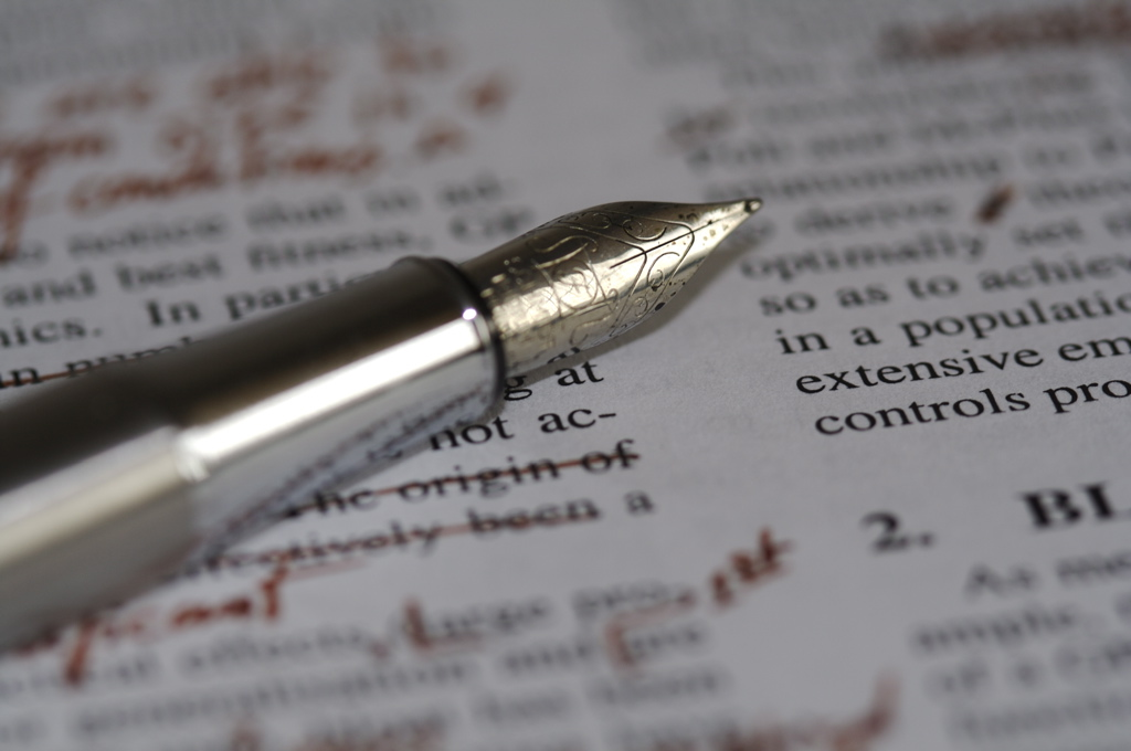 Stop Editing Already: When It's Time to Put Down the Pen ...