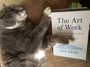 "Cat Talk, ""The Art of Work."""