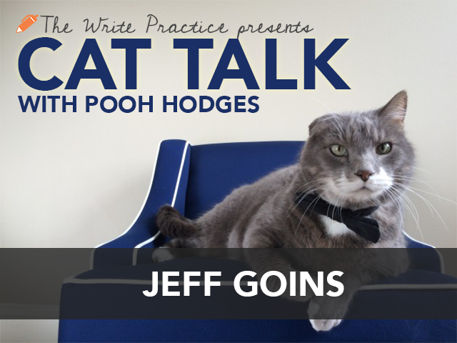 """Cat Talk: With Jeff Goins and His New Book """"The Art of Work"""""""