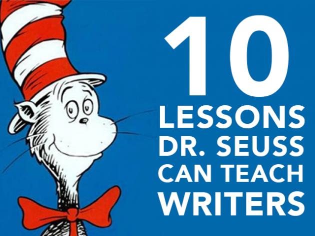 Writing Lessons from Dr. Seuss