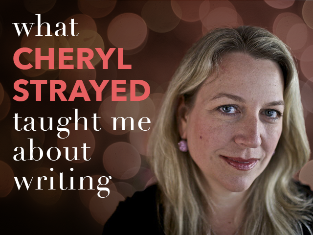 Cheryl strayed essay