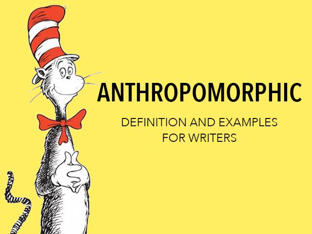 Anthropomorphism Definition For Kids