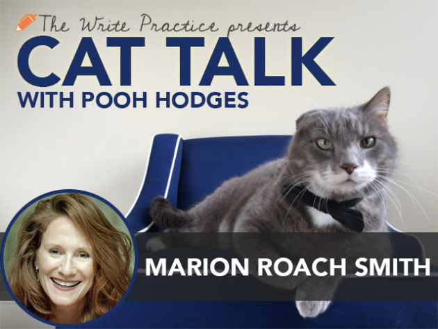 Cat Talk with Marion Roach Smith