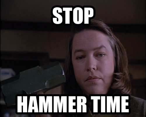 Annie Wilkes in Misery