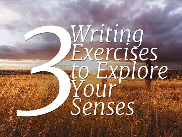 Writing Exercises for the Senses