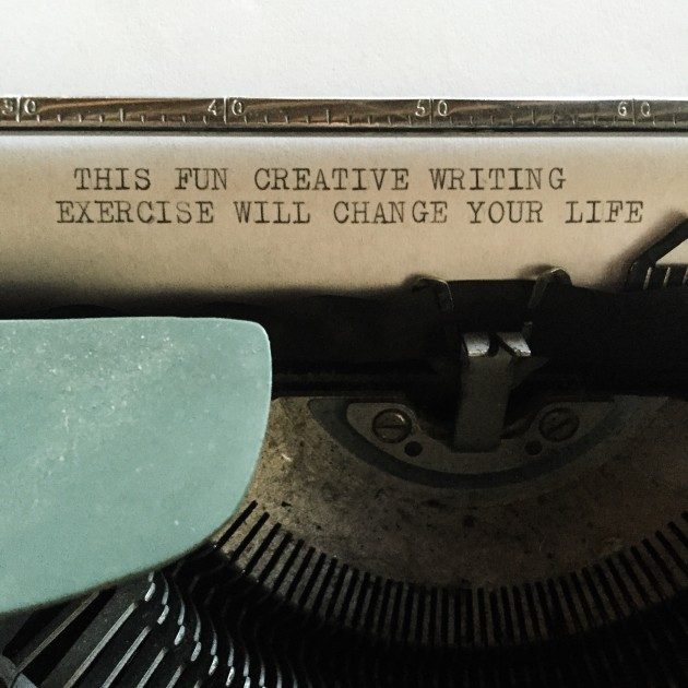Creative writing on change