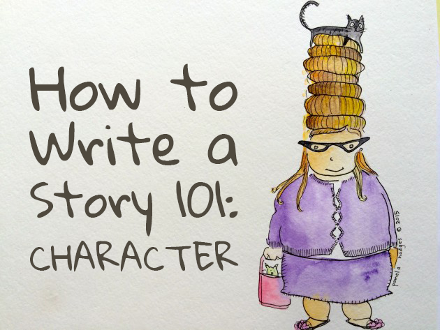 character writing tips