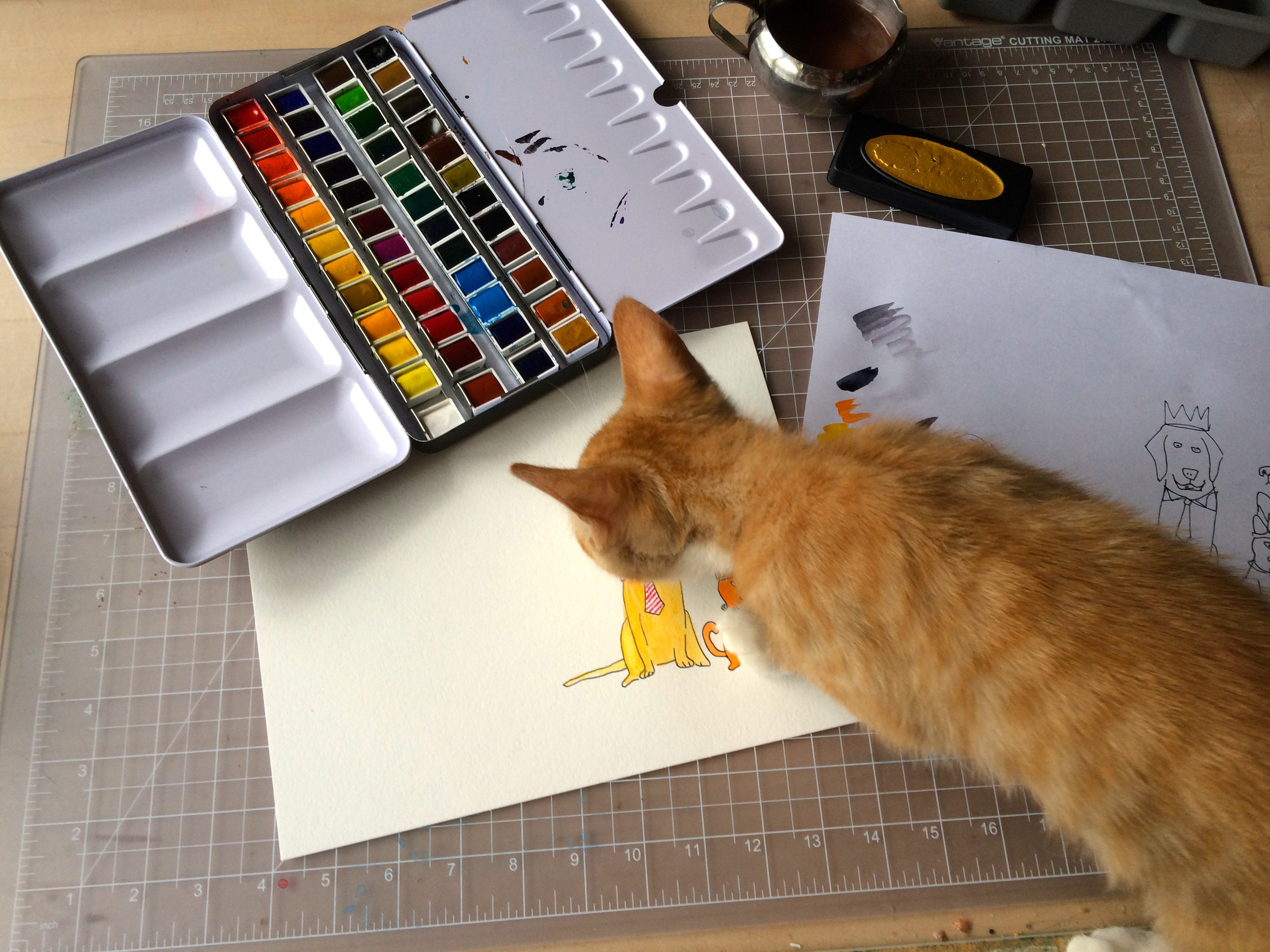 10 writing prompts written by cats and a dog the write practice ten cat writing prompts