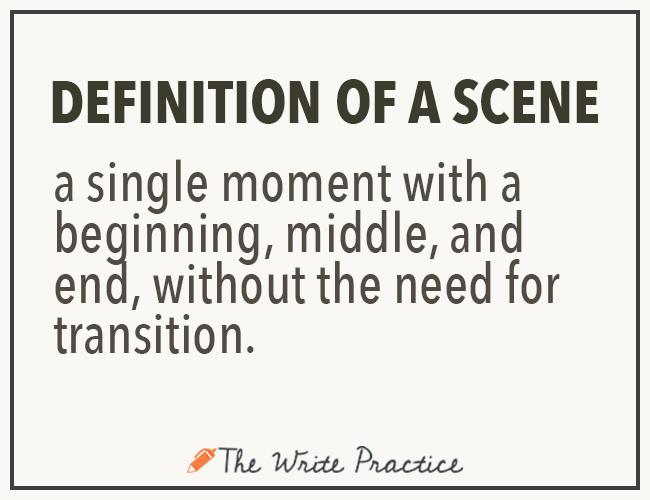Scene Definition