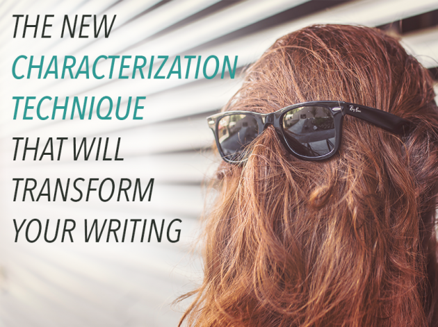 This New Technique Will Transform Your Characterization