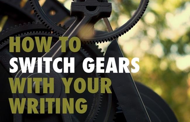 switch gears