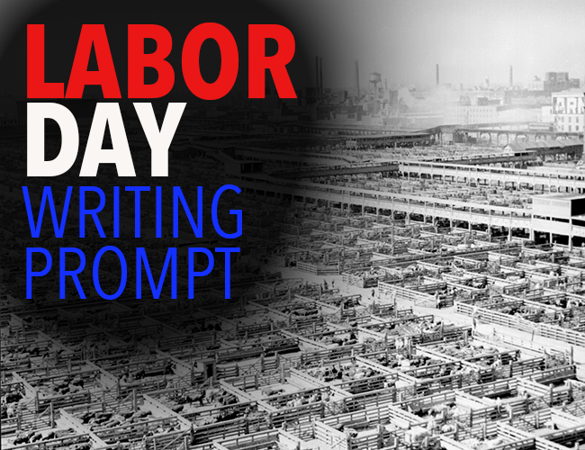 Labor Day Writing Prompt