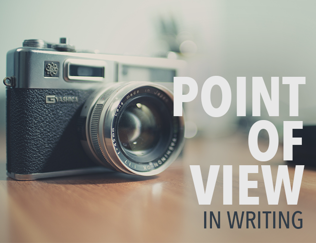 point of view in writing essays
