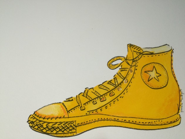 Write From The Perspective of a Shoe