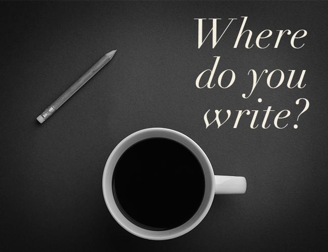 Where Do You Write