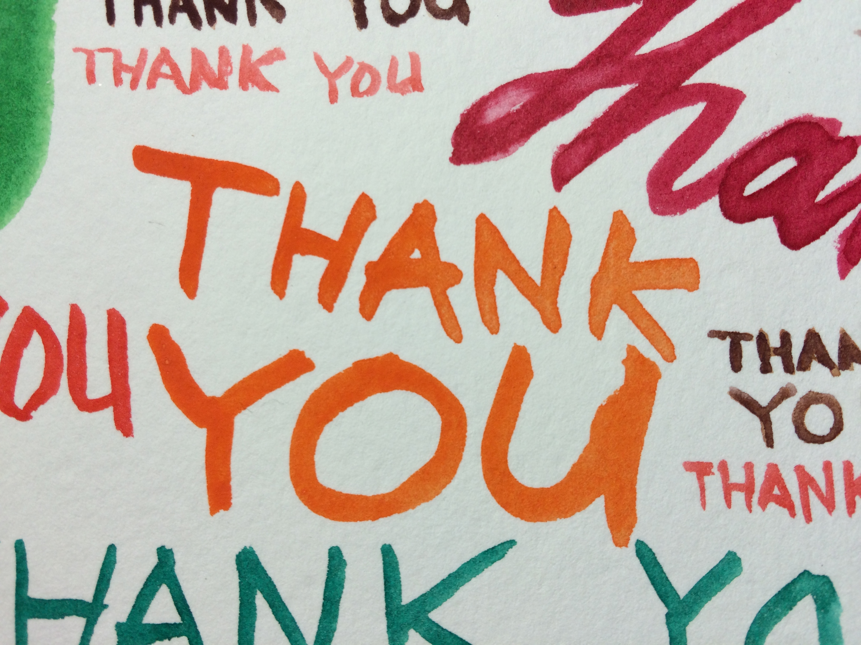 how to write a thank you note a real one supply list for thank you notes